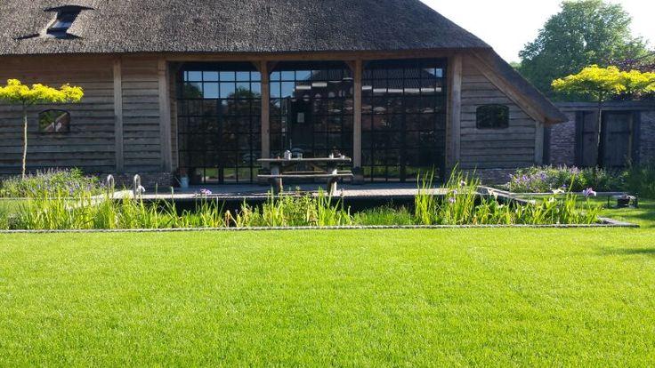 zwemvijver zwembad tuin idee