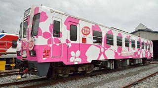 Поезд KitKat: шоколадные батончики вместо билетов! #train #travel #travelling #kitkat #tickets #chocolate