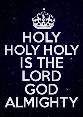 """Amen! Had to share this earlier, right at the same time that we were playing """"Holy is the Lord"""" by Chris Tomlin on KSBJ! :)"""