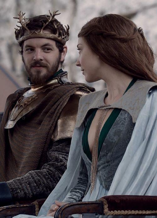 Renly Baratheon & Margaery Tyrell ~ Game of Thrones