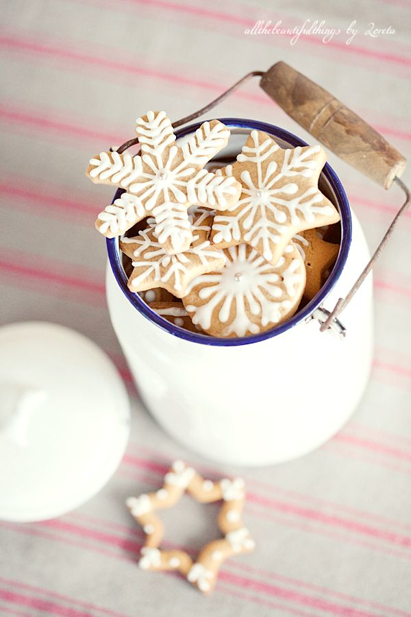 Christmas Sugar Cookies | photo all the beautiful things