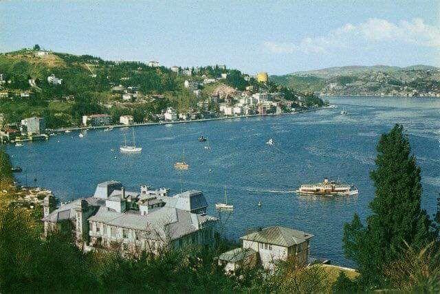 "İstanbul LOOK on Twitter: ""Boğaziçi (1960'lar) https://t.co/Edm9pJkf0R"""