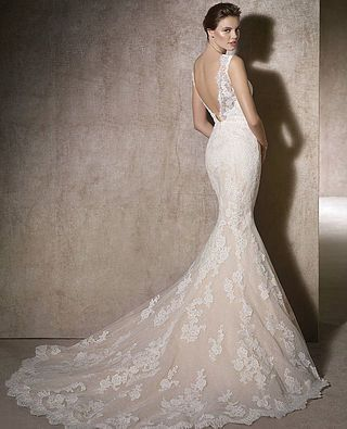 31 best San Patrick Wedding Dresses images on Pinterest | Short ...