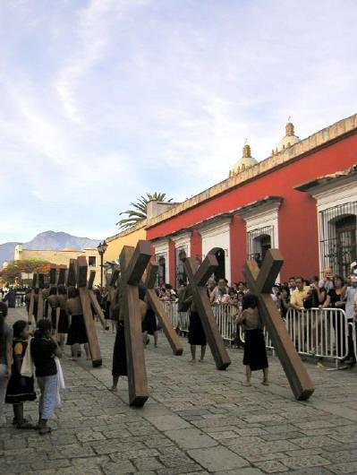 Semana Santa in Oaxaca, Mexico, Easter Week in Oaxaca, Mexico