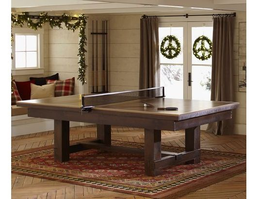 Ping Pong Cover For Pool Table Home And Garden Design