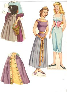 Miss Missy Paper Dolls: Disney Sleeping Beauty Paper Dolls http://www.pinterest.com/kocotoro/paper-doll-ball/