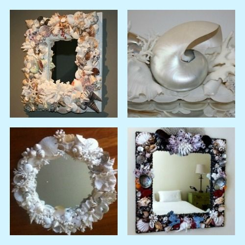 17 Best images about Beachy MIRRORS on Pinterest Sea