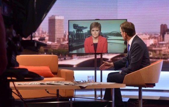 Η Σκωτία απειλεί με βέτο το Brexit! `Χαστούκι` Βρυξελλών στο Εδιμβούργο: `Καμία διαπραγμάτευση! Βγαίνετε από την Ε.Ε. ως Βρετανία`