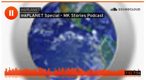 In mkPLANET's special, one-time podcast, three MKs tell their 'culture shock' stories about painted warriors, surprising superstitions, and becoming a hunter's prey when an innocent game goes sour. Expect drama, humor, and cheesy narrating… I'm not a natural host, but I'm laughing at myself and you're all welcome to laugh with me. ;) –Dana