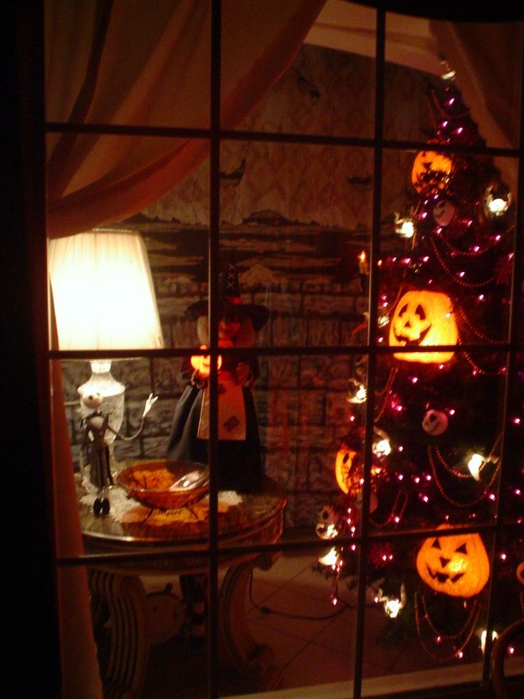 50 best Halloween Tree's images on Pinterest   Halloween ...