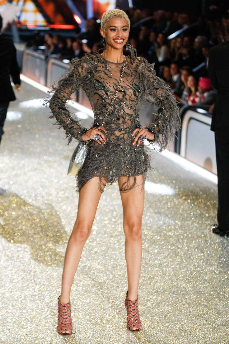 Jourdana Phillips Fashion Fashion Show Victoria Secret Fashion