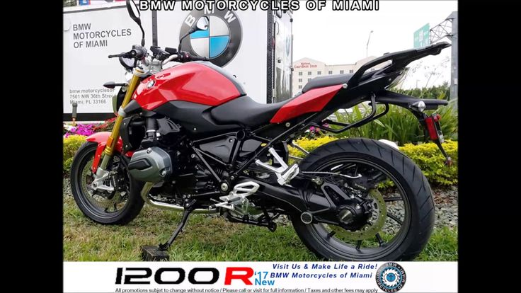 New 2017 R 1200 R BMW Motorcycle for Sale