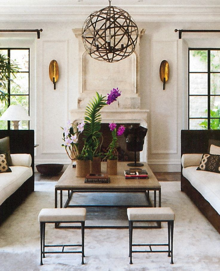 Love how this is done...  | The best coffee tables home design ideas! See more inspiring images on our boards at: http://www.pinterest.com/homedsgnideas/home-design-ideas-coffee-tables/