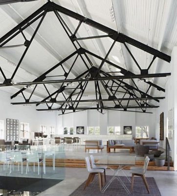 33 best images about ceiling exposure on pinterest for Office roof ceiling designs