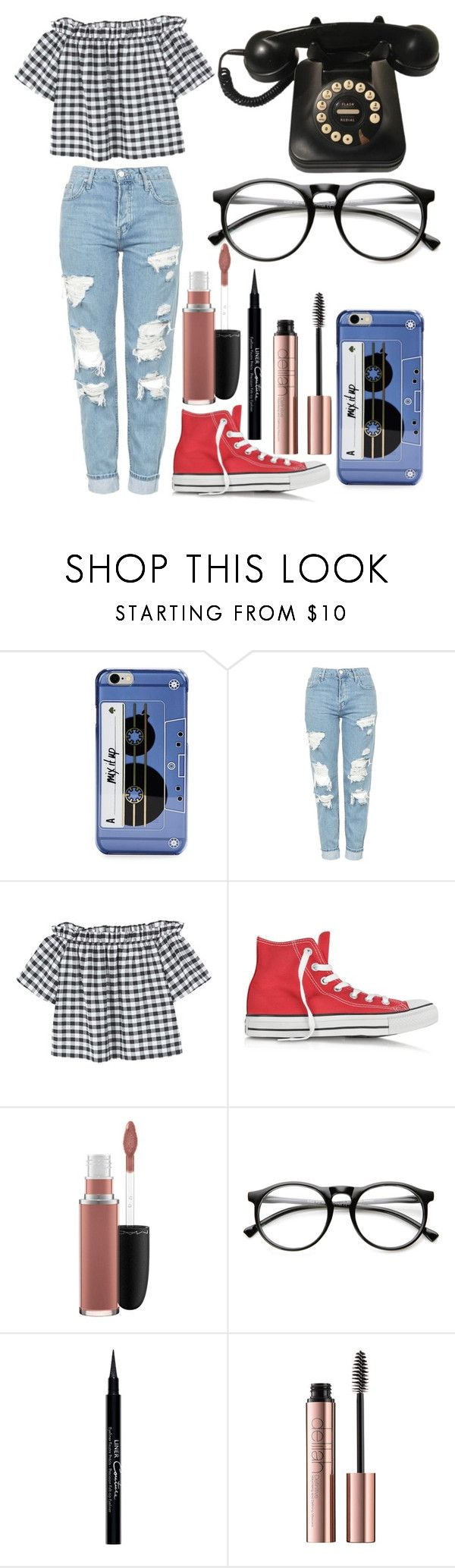 """Untitled #61"" by sofi-the-first1912 on Polyvore featuring Kate Spade, Topshop, MANGO, Converse, MAC Cosmetics and Givenchy"