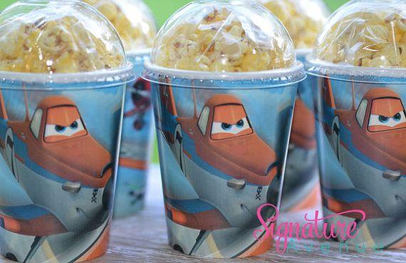 Disney Planes Birthday Party CupsPopcorn BoxSet by SignatureAvenue, $10.40
