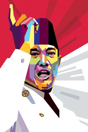 Sukarno - Indonesia Founding Father