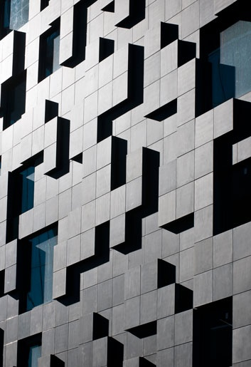 DNB Headquarters, Building C | Barcode | Facade | Dark Arkitekter | Projects | Commercial | Bjørvika - Oslo - Norway