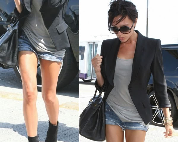 light denim grey top with blk blazer: Short, Fashion, Inspiration, Jeans, Summer, Styles, Blazers, Casual Outfits