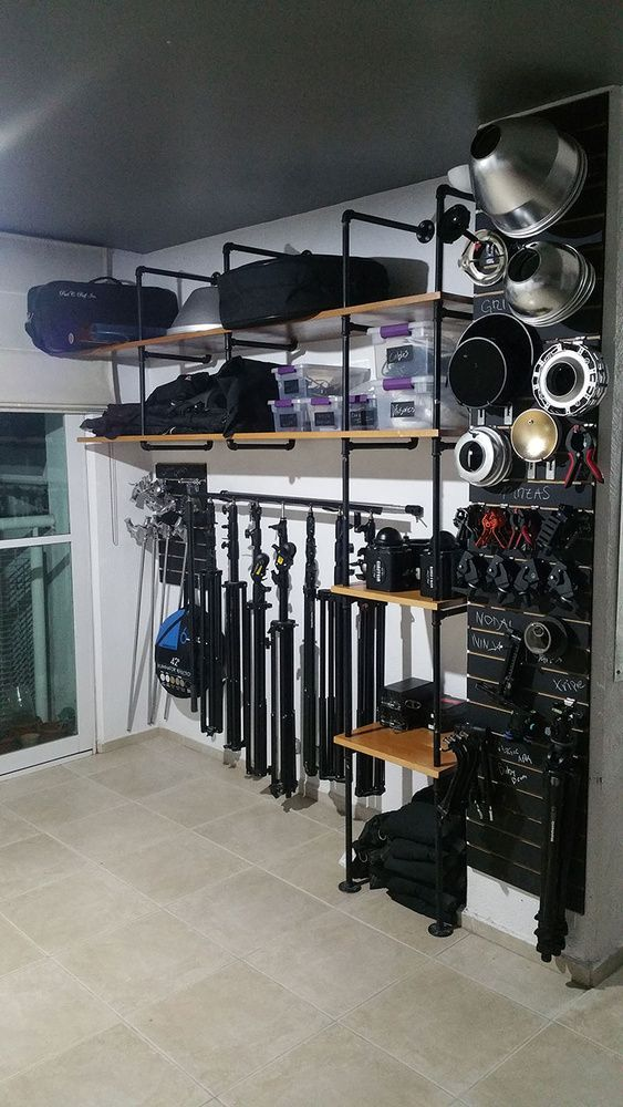 Now that I'm settled into my new 4200 sq. ft. studio, I have a ton of space. However, that wasn't always the case; in a smaller space, organization was the key to sanity. Tripping over gear and frantically searching for grip equipment is frustrating and doesn't look good in front of clients. I believe if you have an organized workspace that organization will be reflected in your mood while on set, allowing you to stay calm, cool, and collected. In this video, I show you four tips to starting…