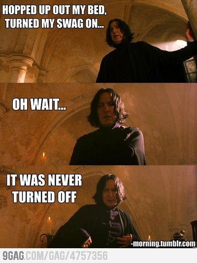 : Snape S Swag, Severus Snape, Mischief Managed, Harrypotter, Snape Swag, Funny Stuff, Harry Potter, Things