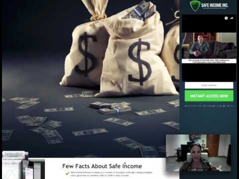 Safe Income Scam Review - Is Safe Income Inc Legitimate?