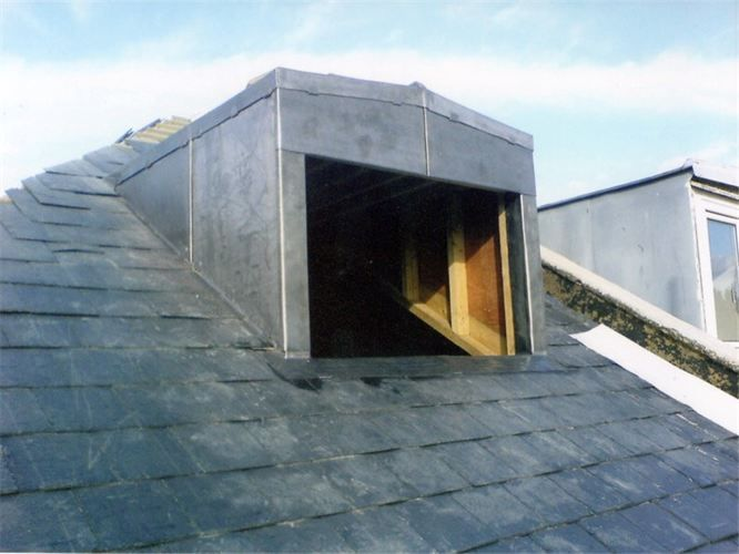 Zinc Flat Roof Dormers Google Search Wall Designs