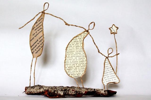 Epistyle: Quatre petits cadeaux et une famille