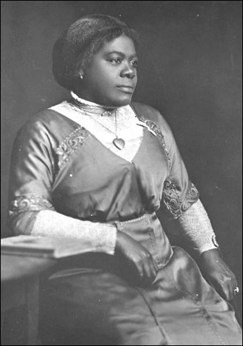 +~+~ Antique Photograph ~+~+  Mary McLeod Bethune was born in Mayesville, South Carolina, the 15th of 17th children. Her parents, Samuel and Patsy McLeod, and her oldest brothers and sisters, were slaves before emancipation when the Union won the Civil War. In her early years, she picked cotton and attended a Methodist mission school.