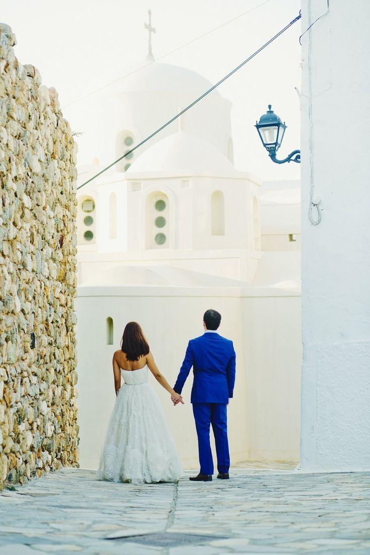 Naxos Greece Destination Wedding from Adonis Kekidakis Photography  Read more - http://www.stylemepretty.com/destination-weddings/2013/08/30/naxos-greece-destination-wedding-from-adonis-kekidakis-photography/