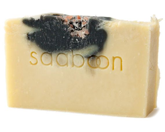 Himalayan Soap  Vegan Soap Exfoliating Soap Bar Body by SAABOON