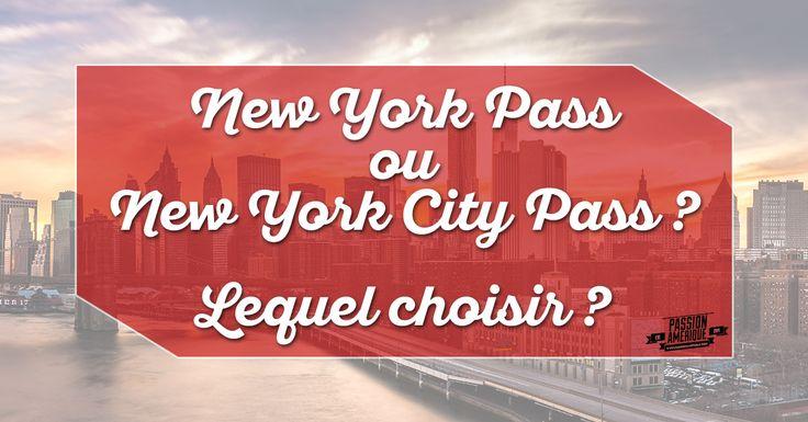 Découvrez le comparatif le plus complet sur ces deux pass pour visiter New York au meilleur prix ! Je vous dévoile tout : les attractions, les prix, où l'acheter, comment en profiter au maximum, etc.