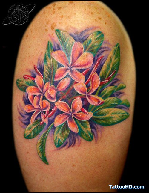 1000 images about tropical tattoos on pinterest picture tattoos gladiolus flower tattoos and. Black Bedroom Furniture Sets. Home Design Ideas
