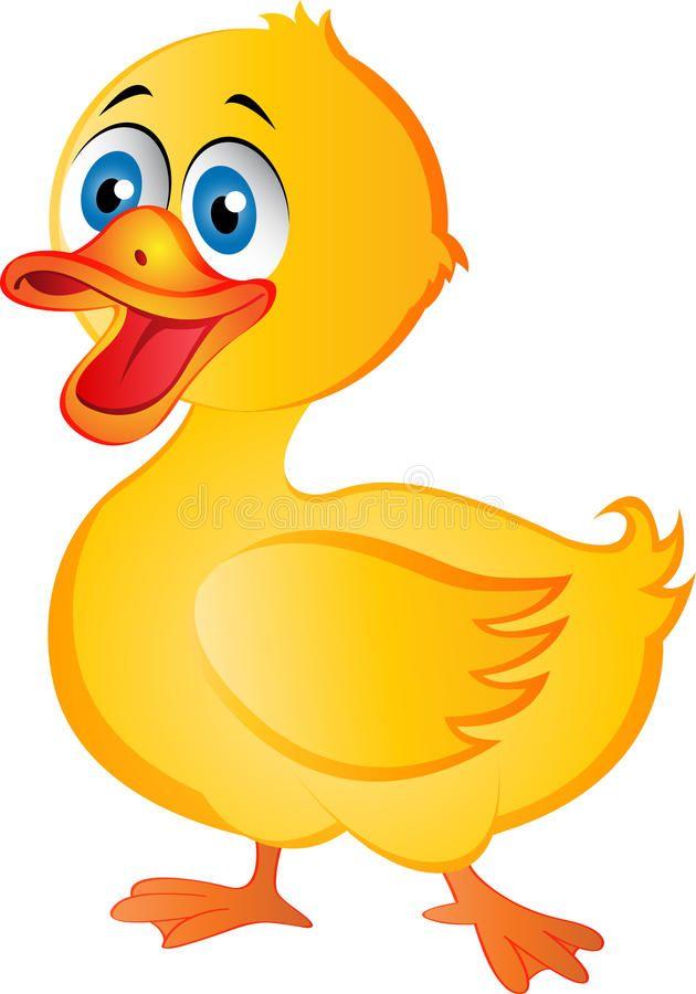 Cartoon Duck Cute Cartoon Vector Yellow Duck Sponsored Duck Cartoon Cute Yellow Vector Ad Duck Cartoon Animal Clipart Cute Drawings