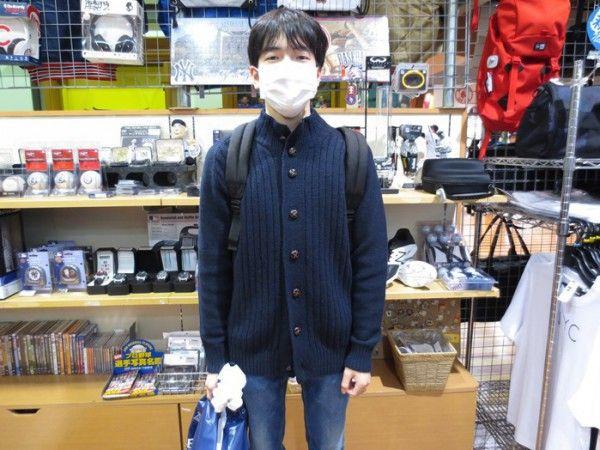 【大阪店】2015.03.18 レッドソックスファンのお客様にスナップご協力して頂きました☆彡今年は、、、レッドソックスも頑張って欲しいですね!!!!
