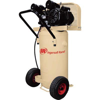 FREE SHIPPING — Ingersoll Rand Garage Mate Air Compressor — 2 HP, 5.5 CFM, Model# P1.5IU-A9