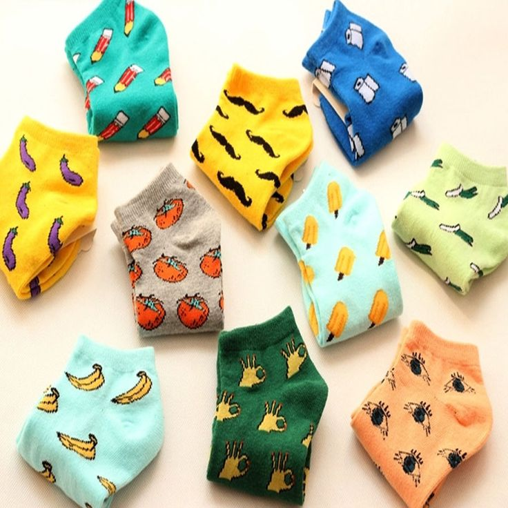 Find More Socks Information about New cute fruit color love candy color cotton sock summer style women's socks  women's thin sock slippers,High Quality slipper buyer,China slippers cute Suppliers, Cheap slipper sock soles from LLG on Aliexpress.com