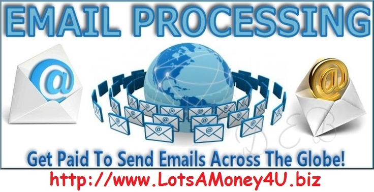 >>> Get Paid $25 For Every Email You Process <<<  Follow our simple system: Step 1: Check your E-mail inbox daily. Step 2: Send out the info we supply for you in your training materials. Step 3: Get Paid $25 Per E-mail sent out!  Step 4: Make $100 to $200 a day! Instant LIFETIME Access:  http://www.lotsamoney4u.biz