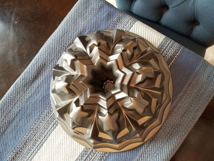 Nordic ware american star bundt cake pan dessert mold