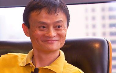 Jack Ma brings Alibaba to the U.S. - CBS News