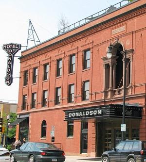 Hotel Donaldson (Fargo, ND)