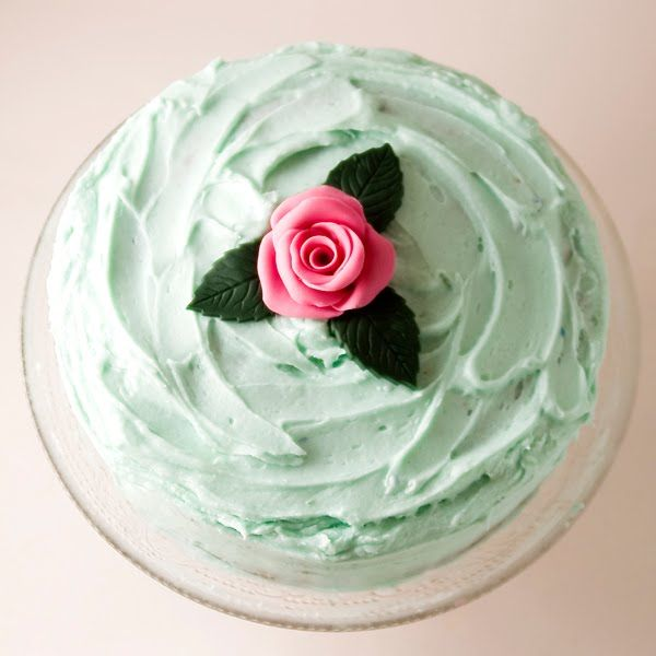 minty cake: Cup Cakes, Cakes Unique, Sweet, Dreamy Cake, Blue Cakes, Girl Cake, Cake Inspirations, Birthday Cakes