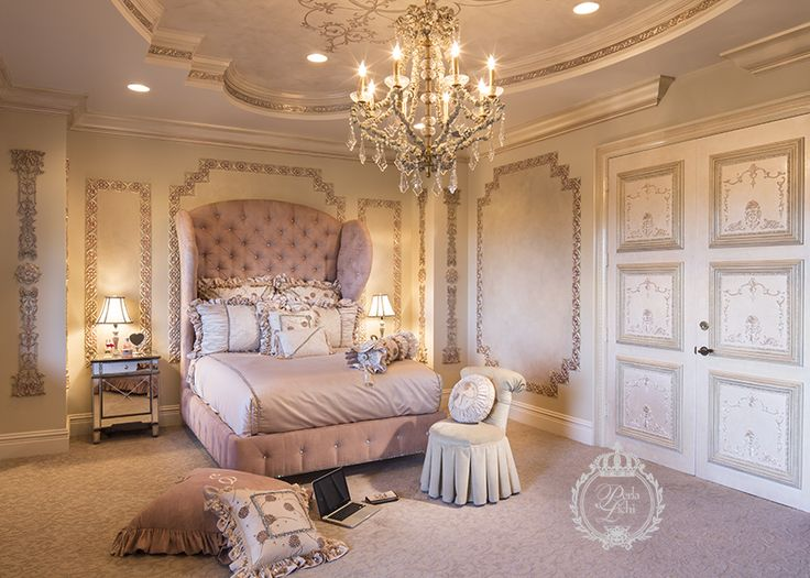 Residential Interior Design Perla Lichi Internationalperla Lichi International Bedrooms