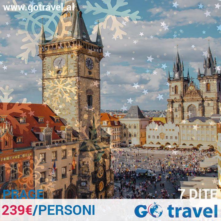 Prage 22 Dhjetor 7 Dite 239 Me Autobus Me Shume Detaje Cmimi Per Person Te Rritur Ne Dhome Dyshe Perfshin 1 Udhetimi Me Autob Travel Big Ben Landmarks