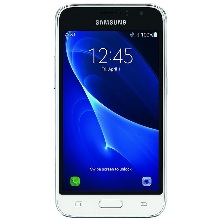 Samsung J1 2016 / Express 3 J120A Unlocked GSM Quad-Core Android Smartphone -