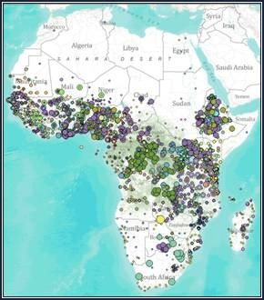 To date, AidData has geocoded more than 3,000 active aid projects working in more than 35,000 locations across 144 recipient countries. Geocoding partners include the World Bank Institute, African Development Bank, Climate Change and African Political Stability (CCAPS) Program, and Malawi Ministry of Finance.
