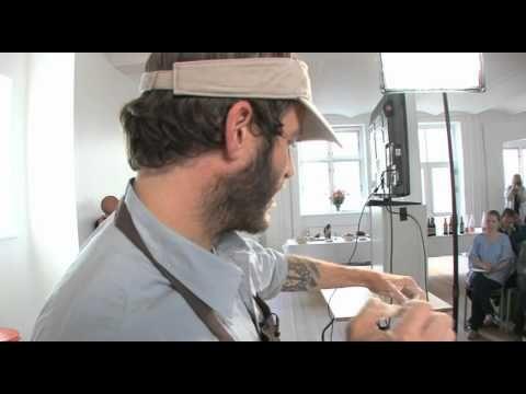 Chad Robertson masterclass i Meyers Madhus - YouTube
