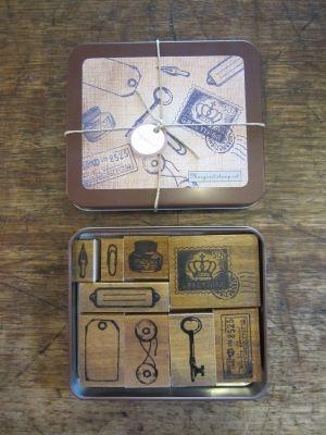 Royal Mail stamp set, Safade