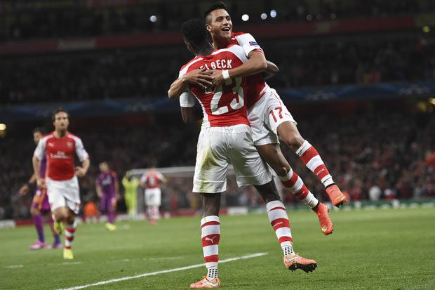Alexis Sanchez tells Arsene Wenger where he wants to play at Arsenal