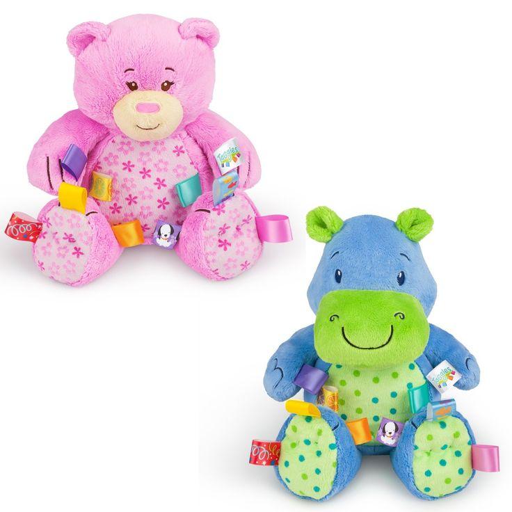 Taggies Fun Lovin' Pals (Pink&Blue available)  http://www.ebay.co.uk/itm/Taggies-Fun-Lovin-Pals-Bear-Pink-Blue-Available-/321517044129?pt=UK_Toys_Games_Toys_CA&var=&hash=item4adbe8c1a1